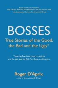Bosses front cover image 197x300 - What Kind of Boss Are You?