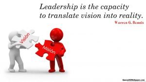 Leadership Vision quote 300x169 - Vision First!
