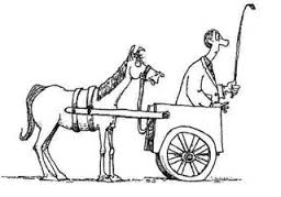 cart before the horse - Business Strategy Drives Communication Strategy
