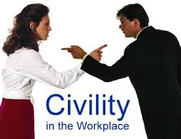 workplace civility - Can We Start with Civility in Business Meetings?